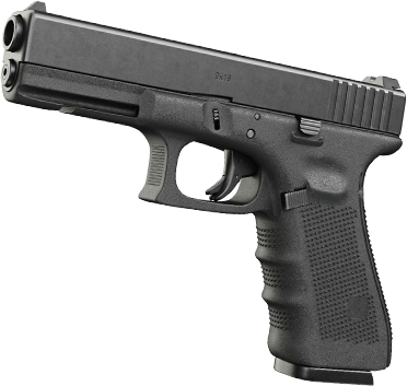 Picture of A Handgun